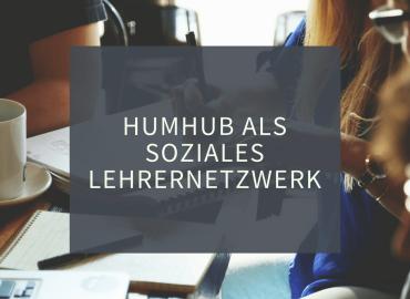 Humhub als soziales Lehrernetzwerk