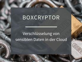 Boxcryptor