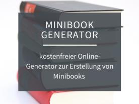 Minibook-Generator